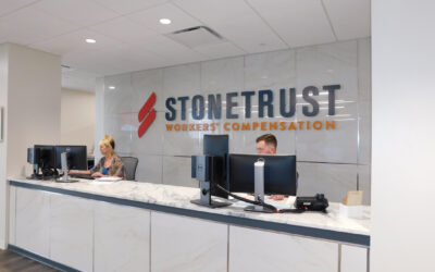 Stonetrust Commercial Insurance Company moves into new offices